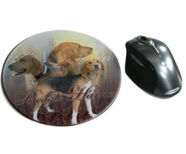 Mousepad Beagle Harrier