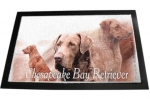 Designer Fussmatte Chesapeake Bay Retriever