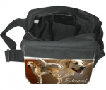 Gürteltasche / Bauchtasche English Foxhound