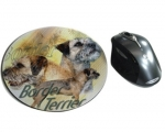 Mousepad Border Terrier 1