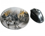 Mousepad Deutsche Dogge mix 1