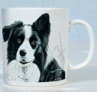 Tasse Motiv Border Collie