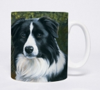 Tasse Motiv Border Collie Back To The Farm