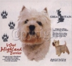 Motiv West Highland Terrier 4