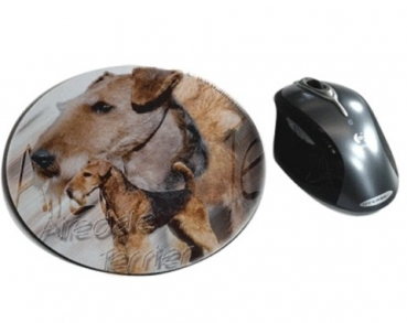 Mousepad Airedale Terrier