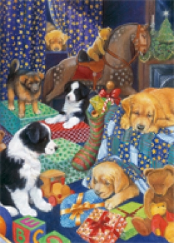 Puzzle The Night before Christmas